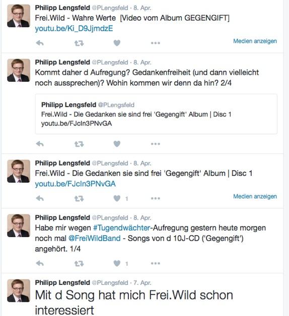 Twitter-Lengsfeld